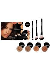 bellápierre Get Started Kit Deep Gesicht Make-up Set  no_color