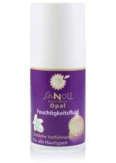 Sanoll Produkte Opal - Feuchtigkeitsfluid 30ml Gesichtsfluid 30.0 ml