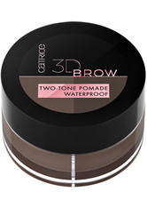 Catrice 3D Brow Two-Tone Pomade Waterproof Augenbrauenfarbe  Medium To Dark