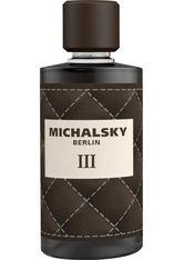 Michael Michalsky Herrendüfte Berlin III for Men Eau de Toilette Spray 50 ml
