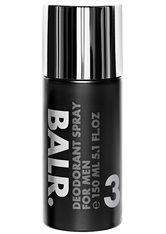 BALR. Deodorant 3 Deodorant Spray For Men Deodorant 150.0 ml