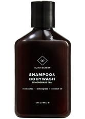 Blind Barber Körperpflege Shampoo & Bodywash Travel Size Haarshampoo 100.0 ml