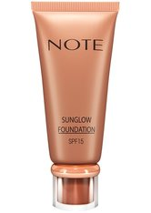 NOTE - Note Foundation Note Foundation Sunglow Foundation Foundation 35.0 ml - Foundation