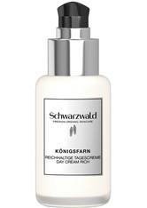 Schwarzwald Produkte Königsfarn - Reichhaltige Tagescreme 50ml Gesichtscreme 50.0 ml