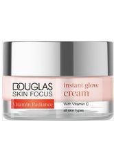 Douglas Collection Skin Focus Vitamin Radiance Instant glow cream Gesichtsgel 50.0 ml