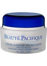 Beauté Pacifique Gesichtspflege Tagespflege Moisturizing Cream für alle Hauttypen Tiegel 50 ml