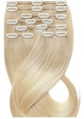DESINAS - Desinas Produkte Clip In Extensions Ombré blond Clip In Extensions 1.0 st - EXTENSIONS & HAARTEILE
