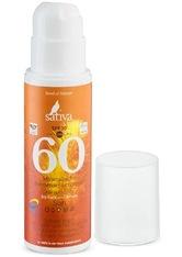 Sativa Produkte No. 60 - Mineralische Sonnenschutzcreme 150ml Sonnencreme 150.0 ml