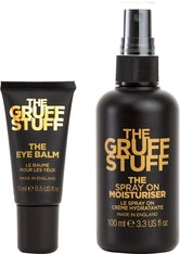 THE GRUFF STUFF - The Gruff Stuff Produkte The Gruff Stuff Produkte The Face Set Feuchtigkeitsserum 1.0 pieces - Pflegesets