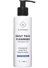 Blind Barber Produkte Watermint Gin Face Wash Gesichtsreinigung 150.0 ml