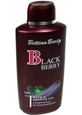Bettina Barty Blackberry Bath & Shower Gel 500 ml Duschgel