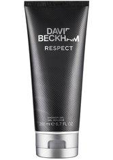 David Beckham Herrendüfte Respect Shower Gel 200 ml