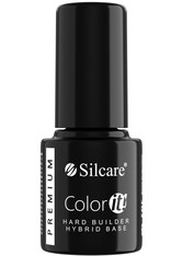 Silcare Base Coats & Top Coats Color It Premium Hard Builder Base Nagellack 6.0 g