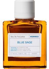 KORRES Düfte Blue Sage Eau de Toilette Nat. Spray 50 ml