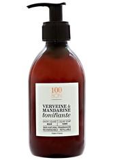 100BON Bath & Body Collection Verveine & Mandarine Tonifiante Liquid Soap 300 ml