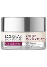 Douglas Collection Collagen Youth Anti-age neck cream Hals & Dekolletee 50.0 ml