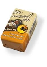 SALING - Saling Produkte Bio-Schafmilchseife - Honig 100g Stückseife 100.0 g - SEIFE