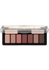 Catrice Lidschatten The Matte Cocoa Collection Eyeshadow Palette Chocolate Lover 010 Make-up Set 9.5 g