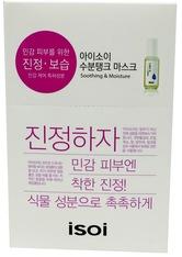 isoi Produkte 24hr Soothing Moisture Mask – Box Maske 100.0 ml