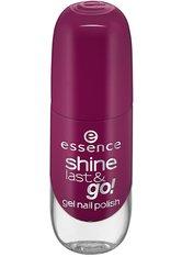 essence - Nagellack - shine last & go! gel nail polish - play it again 54