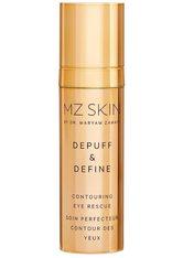 MZ SKIN Produkte DePuff & Define Contouring Eye Rescue Augenpflege 15.0 ml