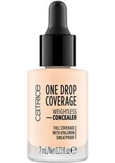 Catrice Concealer / Abdeckstifte One Drop Coverage Weightless Concealer 7.0 ml