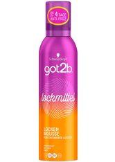 got2b Haarstyling Lockmittel Locken Mousse Haarfestiger 250.0 ml