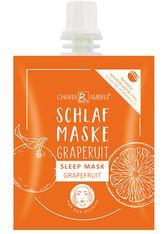 Chiara Ambra Specials Schlafmaske Grapefruit Maske 1.0 pieces