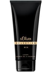 s.Oliver Selection Shower Gel & Shampoo 200 ml Duschgel