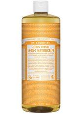 Dr. Bronner's Flüssigseife Zitrus-Orange - 18in1 Naturseife 945ml Flüssigseife 945.0 ml