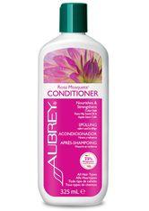 AUBREY ORGANICS - Aubrey Organics Produkte Rosa Mosqueta Spülung 325ml Haarspülung 325.0 ml - CONDITIONER & KUR