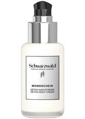 Schwarzwald Produkte Mondschein - Detox-Nachtcreme 50ml Nachtcreme 50.0 ml