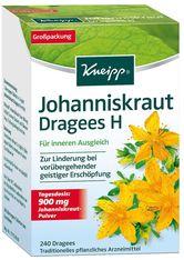 Kneipp Produkte Johanniskraut Dragees H Nahrungsergänzungsmittel 240.0 pieces