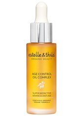 Estelle & Thild - Super Bioactive Age Control Oil Complex, 30 Ml – Gesichtsöl - one size