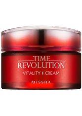 Missha Time Revolution Vitality Cream Gesichtscreme 50.0 ml