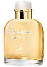 Dolce&Gabbana Light Blue Pour Homme Sun Eau de Toilette 125.0 ml
