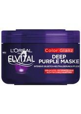 L´Oréal Paris Elvital Elvital Color Glanz Deep Purple Mask Maske 250.0 ml