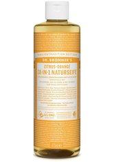 Dr. Bronner's Produkte Zitrus-Orange - 18in1 Naturseife 475ml Seife 475.0 ml