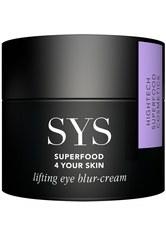 SYS Pro -Youth SYS Lifting Eye Blur-Cream Gesichtspflege 15.0 ml