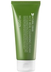 MIZON - Mizon Reinigung Mizon Reinigung Rice Real Cleansing Foam Reinigungsschaum 150.0 ml - Cleansing