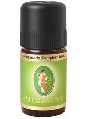 Primavera Health & Wellness Ätherische Öle bio Rosmarin Campher 10 ml
