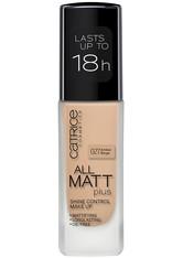 Catrice Teint Make-up All Matt Plus Shine Control Make Up Nr. 027 Amber Beige 30 ml