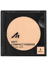 Manhattan Make-up Gesicht Soft Compact Powder Nr. 8 1 Stk.