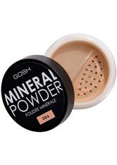 GOSH Copenhagen Mineral Powder Mineral Make-up  Honey