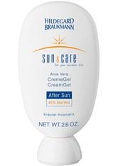 Hildegard Braukmann Sun & Care Aloe Vera Creme Gel After Sun 75 ml After Sun Gel
