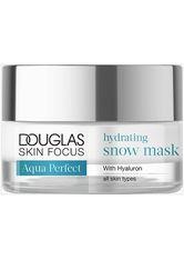 Douglas Collection Skin Focus Aqua Perfect Hydrating snow mask Maske 50.0 ml