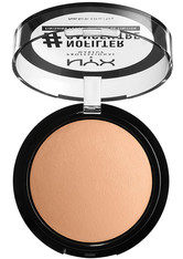 NYX Professional Makeup #NoFilter Finishing Powder Fixierpuder  9.6 g Nr. 10 - Classic Tan