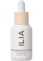 ILIA Super Serum Skin Tint SPF 30 Getönte Gesichtscreme 30 ml Rendezvous