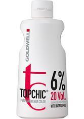 Goldwell Topchic Cream Developer Lotion 12 % - 40 Vol., 1000 ml