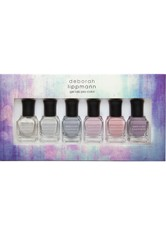 DEBORAH LIPPMANN - Deborah Lippmann Shades Of Cool  Nagellack-Set  6x8 ml Shades Of Cool - NAGELLACK